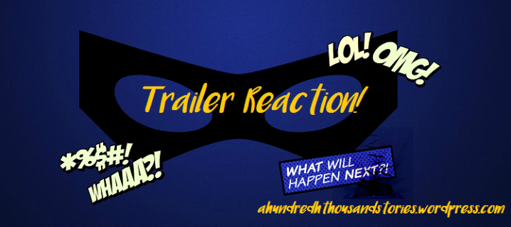 trailer reaction template official